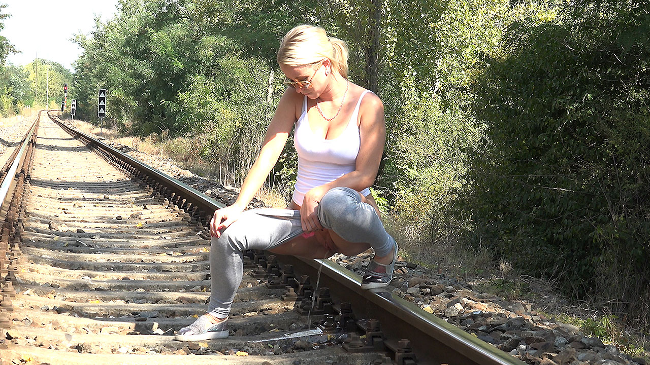 Pissing On The Railway